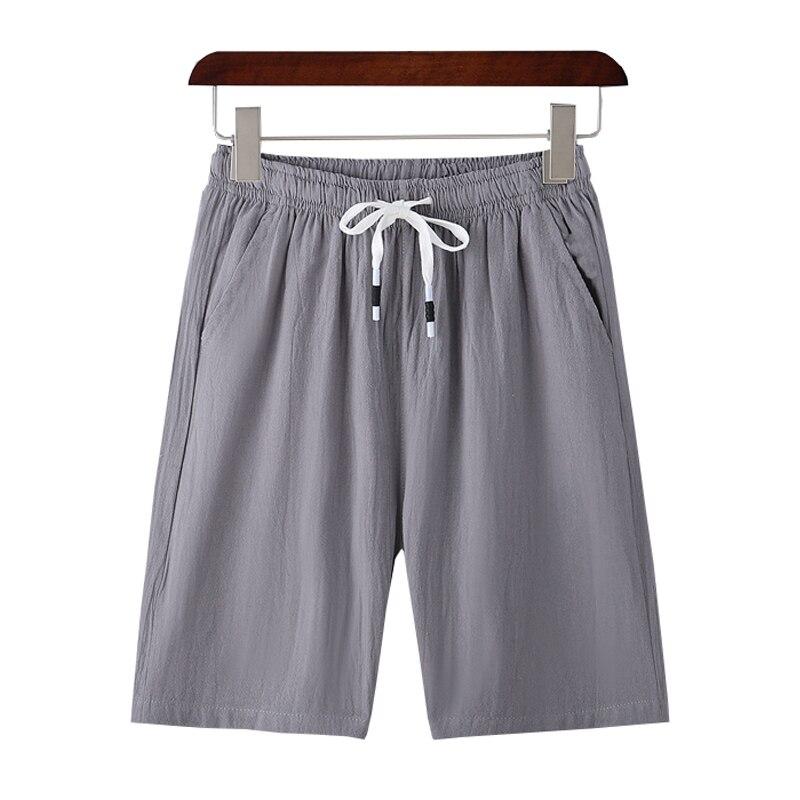 New Shorts Men Board Shorts 100%Cotton Fashion Style Man Cargo Comfortable Bermuda Beach Shorts Casual Trunks Male Outwear 5XL