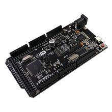 Mega2560 + Wi-Fi R3 ATmega2560 + ESP8266, 32 Мб памяти Φ CH340G. Совместим с Arduino Mega NodeMCU Для MEGA 2560