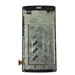 """Image 3 - 5,0 """"Schwarz/Weiß mit rahmen Für DOOGEE X5 MAX PRO LCD display mit touch screen digitizer sensor montage freies verschiffen"""