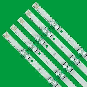Image 2 - Nuovo Kit 10 PCS LED Posteriore lg ith Striscia per LG 49LF5500 UA LC490DUE MGA6 Innotek Ypnl DRT 3.0 49 UN B 6916L 1944B 6916L 1945B