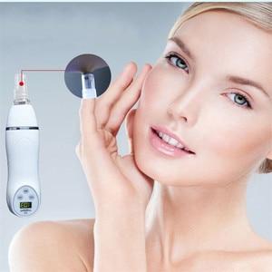 Image 2 - זול 6 טיפים נייד יהלומי Microdermabrasion קילוף מכשיר חטט הסרת עור קליפת יהלומי Dermabrasion פנים עיסוי