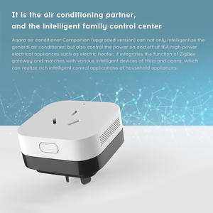 Image 3 - AQARA Multi Function Gateway Smart Socket 16A App Remote Control Electricity Monitoring Smart Switch Socket Work for Xiaomi app