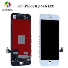 100% di prova Dello Schermo di Tocco Per il iPhone 8 7 6s 6 Più Display LCD di Tocco Digitale Dello Schermo di 6 6s 7 8 5 5s LCD Pantalla Assemblea di Ricambio