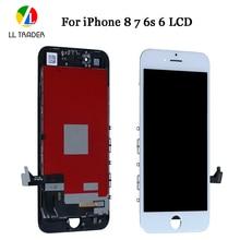 Thử Nghiệm Năm 100% Màn Hình Cảm Ứng Cho iPhone 8 7 6S 6 Plus Màn Hình Hiển Thị Màn Hình LCD Bộ Số Hóa Màn Hình Cảm Ứng 6 6S 7 8 5S LCD Pantalla Hội Thay Thế