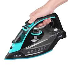 2600W Cordless Electric Garment Steamer Steam Iron For Clothing Ironing 5 Gear Adjustable Ceramic Soleplate Iron Ironing Machine