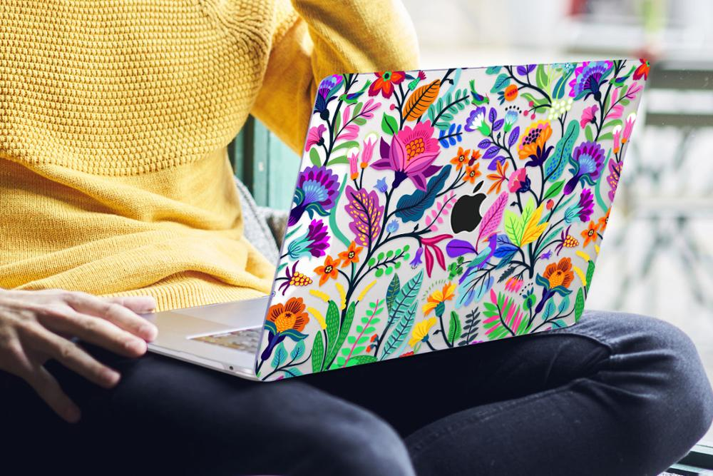 Floral Case for MacBook 170