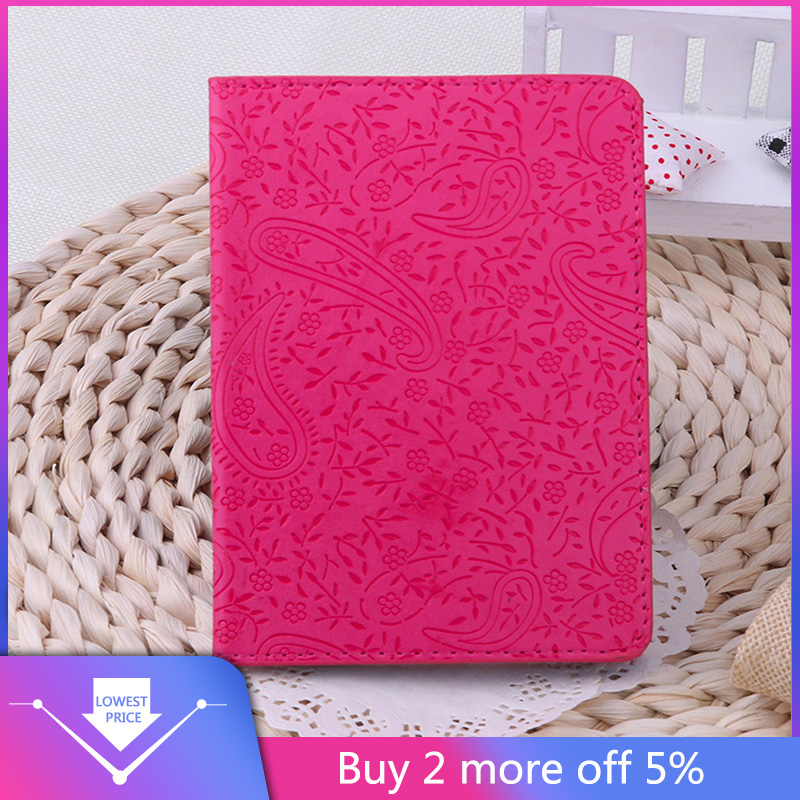 Passport Cover Card Holder Protector Wallet Business Card Holder Soft Passport Case Cover Carteira Masculina