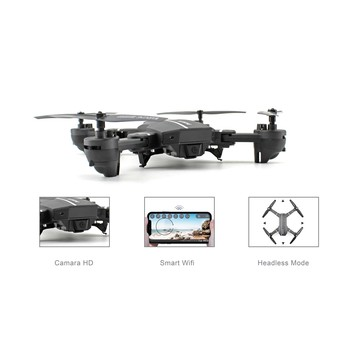 RC Drone WIFI with wide angle HD 1080P camera mode high control folding arm RC