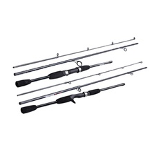 New 2.1 m Portable 3 Section Telescopic Rotary Fishing Fiberglass Hand Fishing Rod Fishing Gear цена 2017