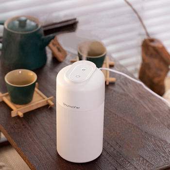2019 new air humidifier aromatherapy 350ml mini car essential oil diffuser usb aroma diffuser for home office aroma humidifiers funho aroma diffuser mini air humidifier oil humificador aromaterapia para casa 5 color selectable for home office car 078