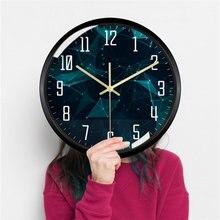 Модные кварцевые настенные часы suzuki 12 дюймов Современное