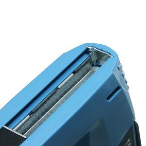 Image 4 - TASP 230V 2 ב 1 חשמלי Nailer ומהדק ריהוט אקדח סיכות עבור מסגרת עם סיכות & ציפורני נגרות נגרות כוח כלים