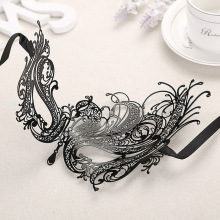3pcs/lot Women Sexy Metal Eye Clipping Mask Venetian Masquerade for Party Club Fancy Halloween Dress