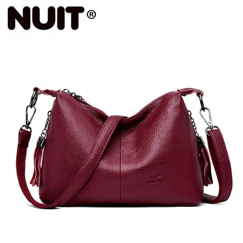 2020 Luxury Handbags Women Bags Designer Vintage Shoulder Bag Female Leather Messenger Bags Bolsa Feminina Tassel Crossbody Bag