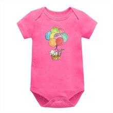 Baby Clothing Jumpsuits Long-Sleeve Newborn Baby-Boy-Girl Romper Autumn O-Neck
