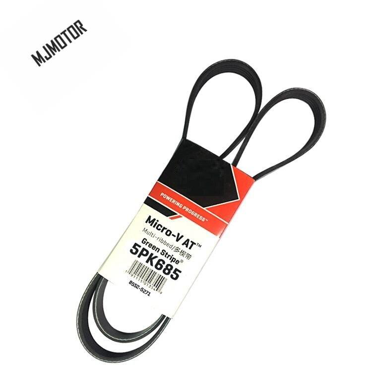 Alternator fan Generator fan belt for Hyundai TUCSON Sonata i30 kia Sportage AUTO car motor part air condition belt 4PK890 belt