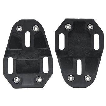 1 Pair Bike Pedal Safety Lock Non-toxic Cleats Covers Light Weight Prevents Mud Ultralight Quick Release For SpeedPlay Zero image