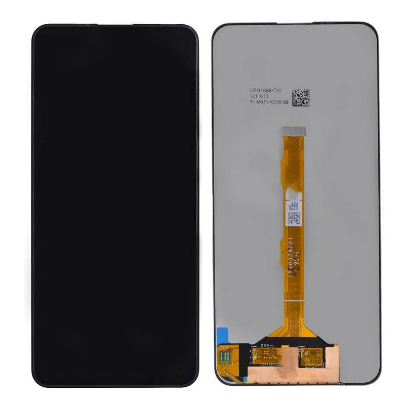 For BBK Vivo V15 / VIVO S1 LCD Display With Touch Panel Screen Digitizer Glass Combo Assembly Replacement Parts 6.53