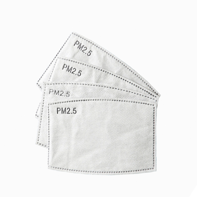 Bandana Reusable Mouth Mask Washable PM2.5 Filter Anti Dust Face Mask Windproof Mouth-muffle Bacteria Anti Flu Mask 4