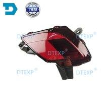 REAR BUMPER LAMP FOR CX5 Rear Lights FOR MAZDA CX 5 BS1E 51 680 Rear Fog Light   Warning Lights Rear Reflector
