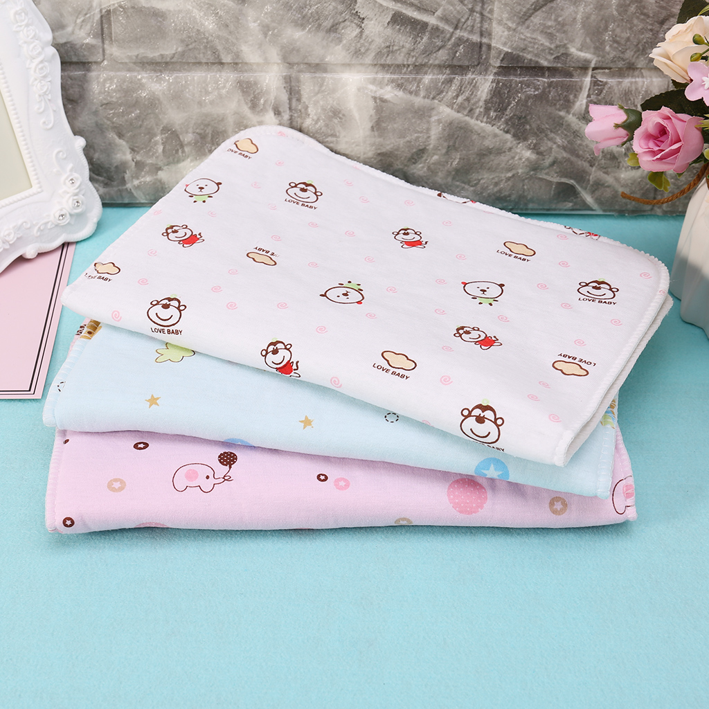 Baby Changing Pad Reusable Waterproof Stroller Diaper Folding Soft Mat Washable | Happy Baby Mama