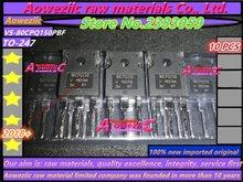Aoweziic 2018 + 100% Nuovo Importato VS 80CPQ150PBF 80CPQ150 80CPQ150PBF To 247 Diodo a Barriera Schottky 80A 150V