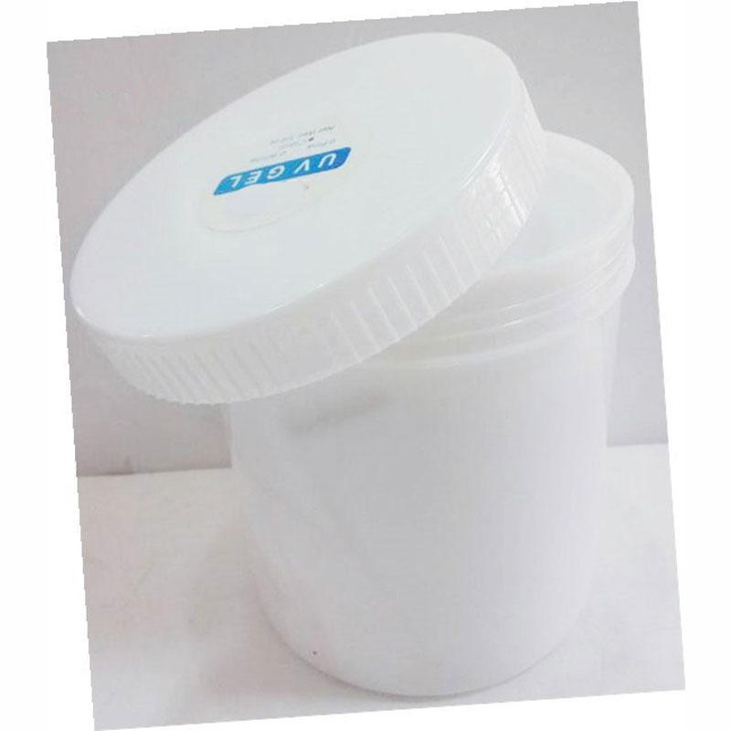 1 KG Hohe Qualität Nail art Klar UV Gel Builder Nagel Gel Polnischen Werkzeug-in Nagelgel aus Haar & Kosmetik bei  Gruppe 2