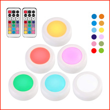 Remote RGB Night Lights Color Festival Party Ambient Lights