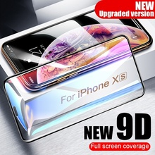 High Quality Tempered Glass for iPhone Xr Xs Max X 7 8 Plus Screen Protector 6 6S plus