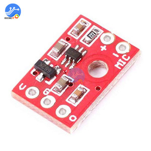Image 1 - MAX9812L Microphone Amplifier Board 3.3V 6V Voice Audio Preamplifier Driver Mode AMP Board for Arduino DIY Kit