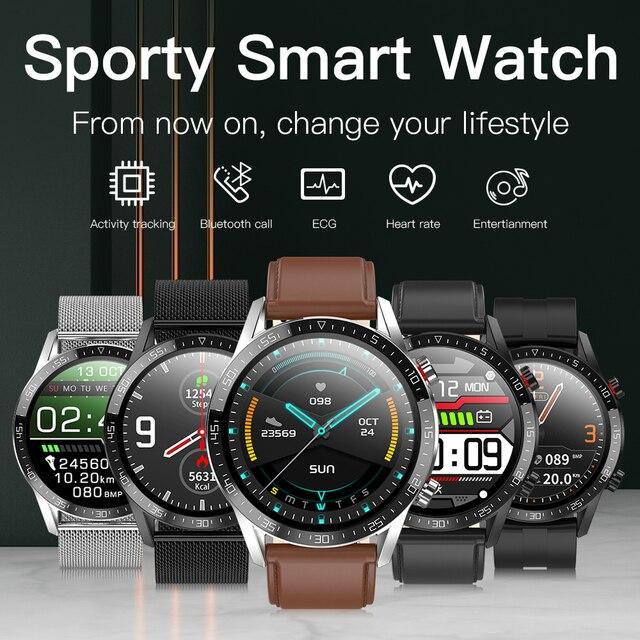 KEA Touch Screen Smart Watch KW08