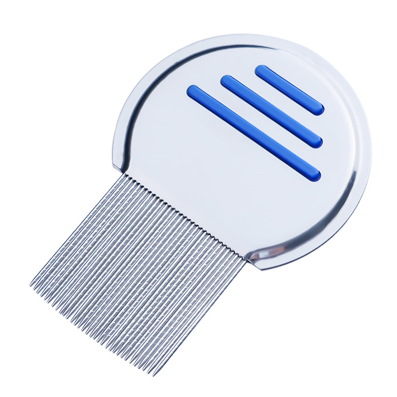 Щетка-гребень для защиты от вшей, из нержавеющей стали