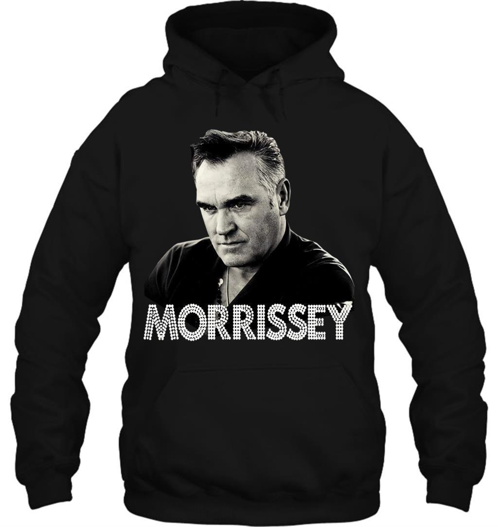 Мужская толстовка 1_Morrisey Tour с датой тура, черный цвет, хороший дизайн, женская уличная одежда