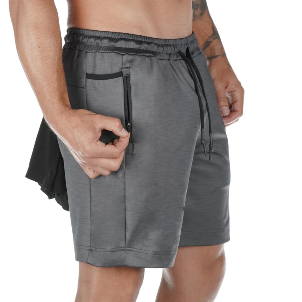 Short Gyms Men Casual Joggers Shorts M-2xl Wholesale 1