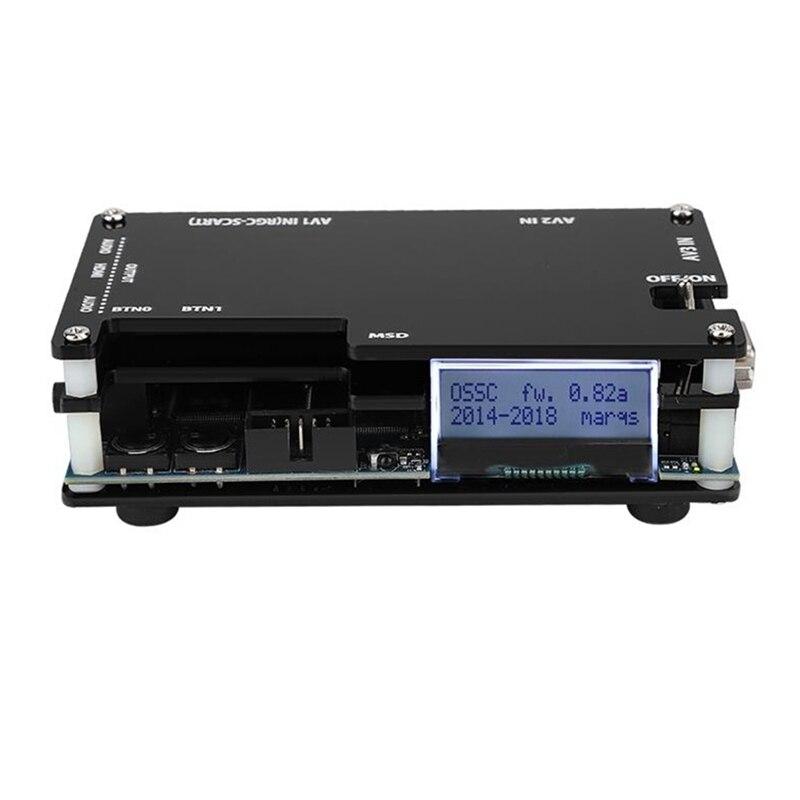 H270d1cfabfa34112a464e12d7efe593dz OSSC Kit convertidor HDMI para consolas de juegos Retro