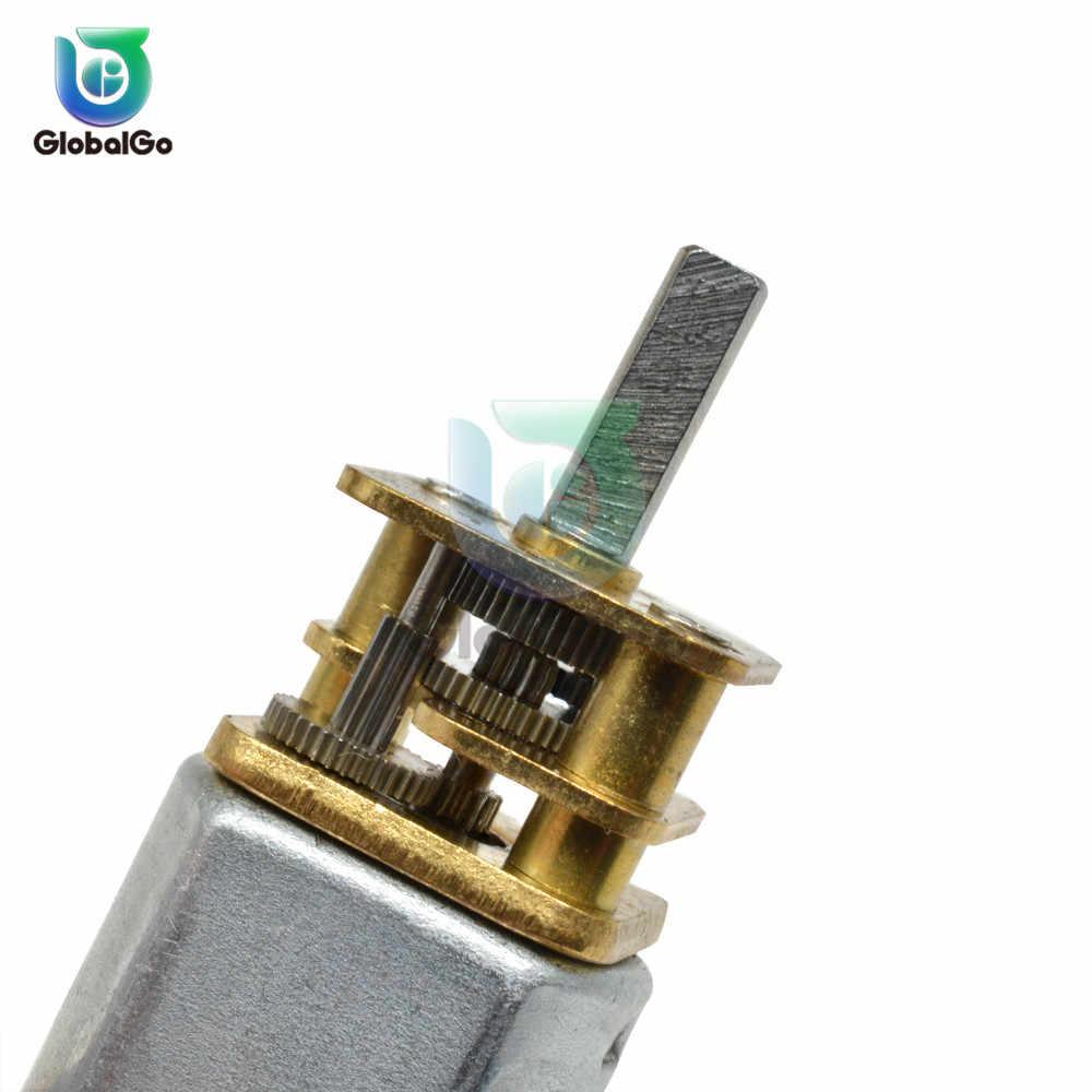 GA13-050 12 В/100 об/мин мини микро двигатель постоянного тока для DIY игрушек умный автомобиль мотор-редуктор устройство для контроля скорости инструмент