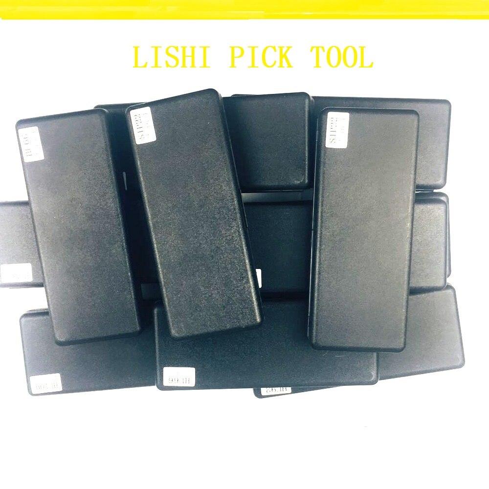 Инструмент Lishi инструмент первого поколения слесарный Профессиональный инструмент для автомобиля HU66 Pick HU92 HU101 HU83 hu56 VA2T SIP22 NSN14 HY22 hu100R