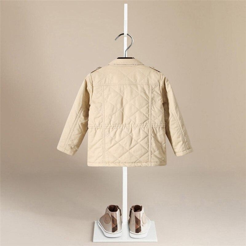 crianças jaqueta de inverno menina roupas de inverno
