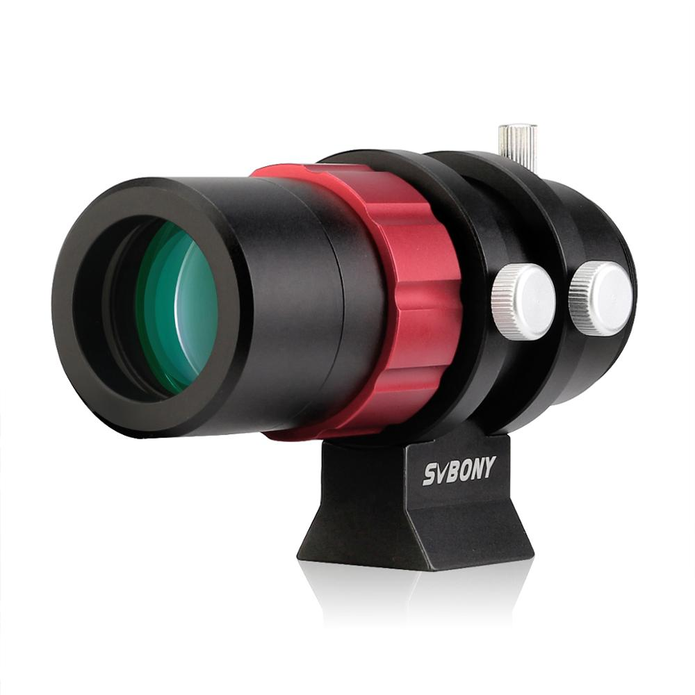 SVBONY SV165 30mm F/4 Compact Ultra-Mini Guide Scope,Guiding Cameras,Designed For Use With The Orion ZWO QHY And So On Auto Guid