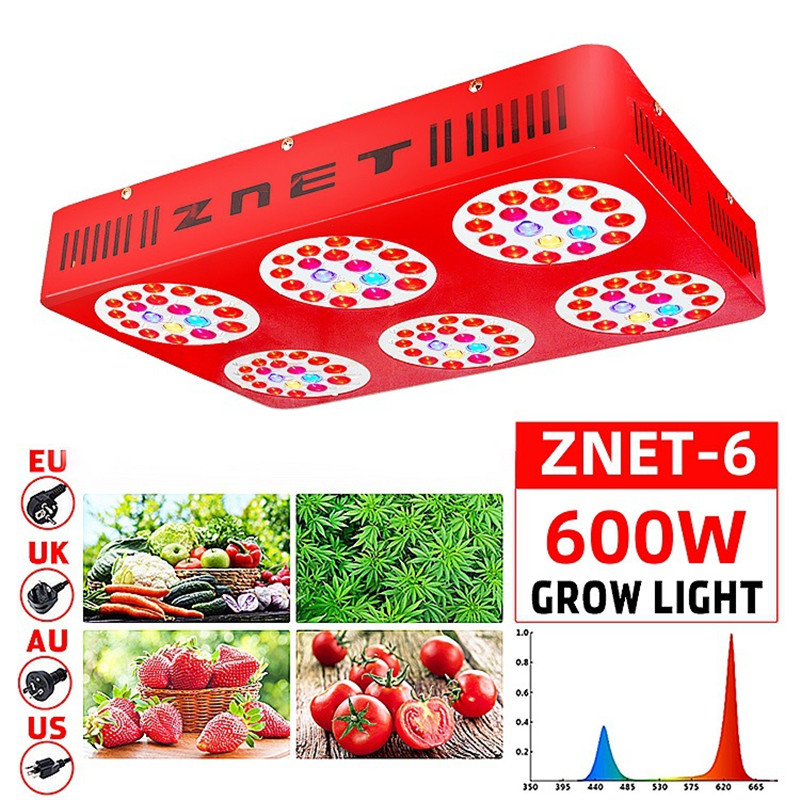LED Grow Light 360W/540W/720W/1080W Full Spectrum For Indoor Greenhouse Grow Tent Phyto Lamp For Plants Plant Flower&Vegetable