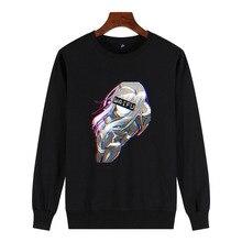 Mans Darling In The Franxx Sweatshirt Zero Two Waifu Funny Anime Manga Pullover Clothing Pure Cotton Normal Sweatshirts