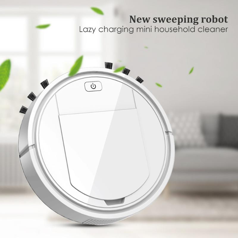 Vacuum Cleaner Robot For Home Smart Planed Type Auto Charge Automatic Sweeping