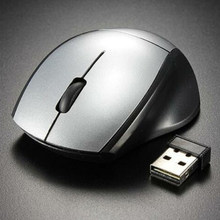Mini Optical Wireless Mouse 2.4Ghz USB Mouse 1200DPI for PC Notebook Laptop TU-shop(China)