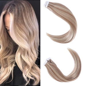Sindra Tape In Human Hair Adhesive Extensions Remy Natuurlijke Haar 14
