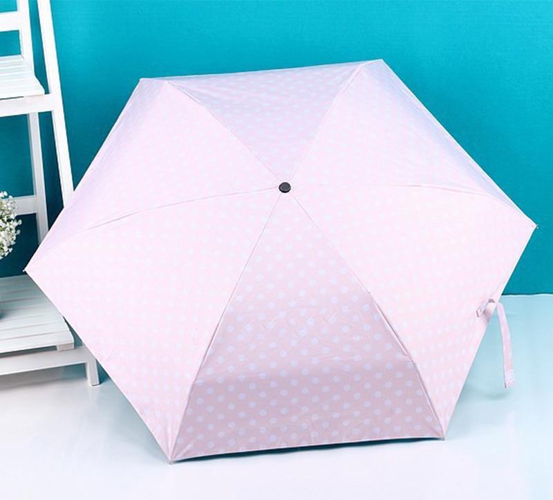 LIKE RAIN Mini Umbrella Mulheres Guarda chuva