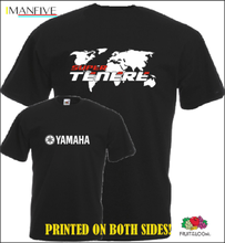 где купить 2019 New Arrival Men'S Fashion Japan Motorbike Super Tenere T-SHIRT Motorcycles for Fans Shirt  Brand New T-Shirts по лучшей цене
