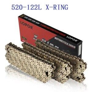 Image 4 - 520 525 530 joint torique x ring huile joint chaîne dentraînement contient un connecteur, pour course ATV UTV moto CRF250 YZ450F CBR600 YZF R1