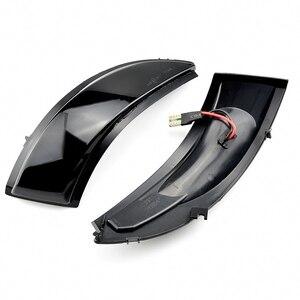 Image 3 - Für Renault Clio IV MK4 Captur J87 Dynamische LED Blinker Licht Seite Flügel Spiegel Anzeige Direkt Ersetzen Original OEM