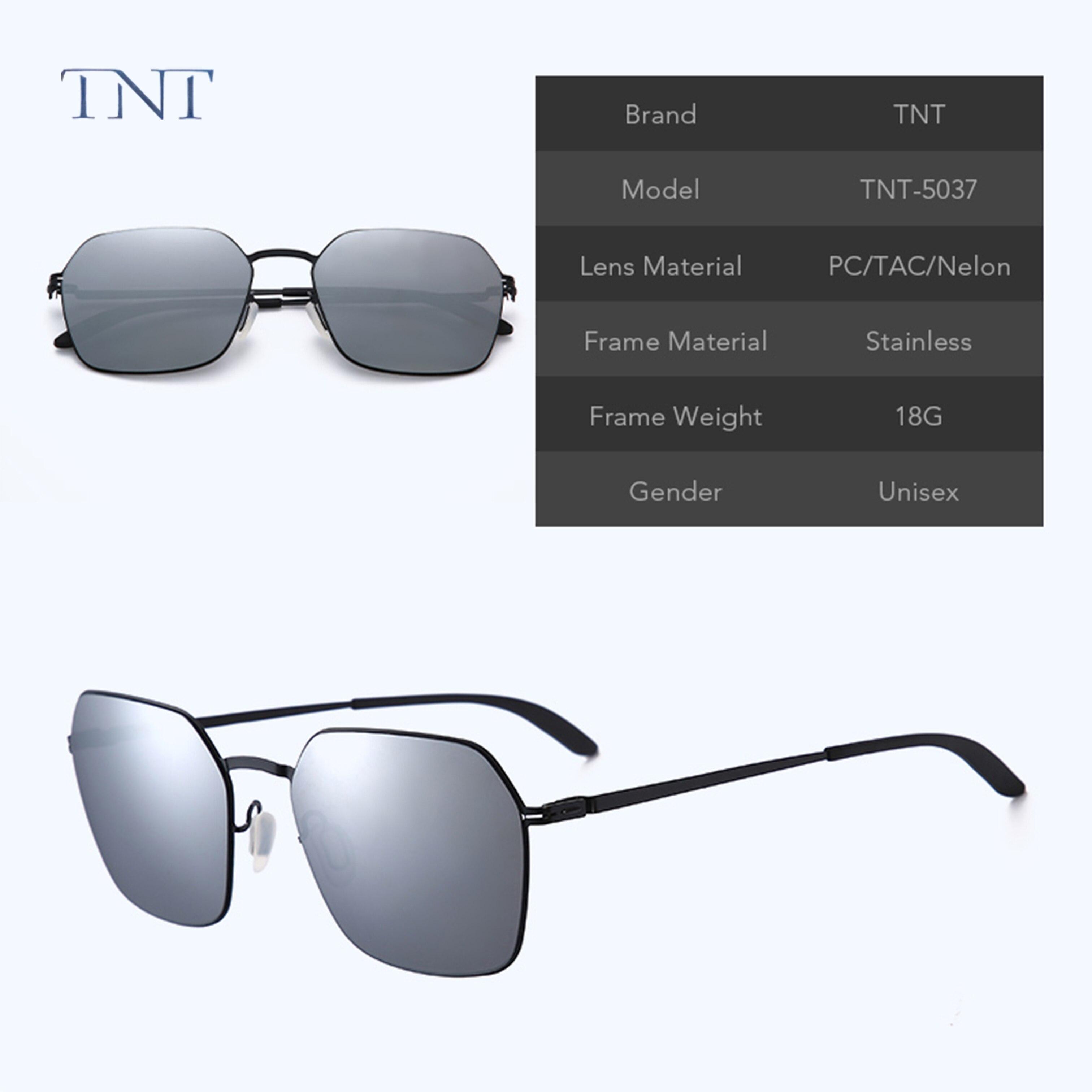 Tnt шестиугольные стальные Солнцезащитные очки женские Ретро