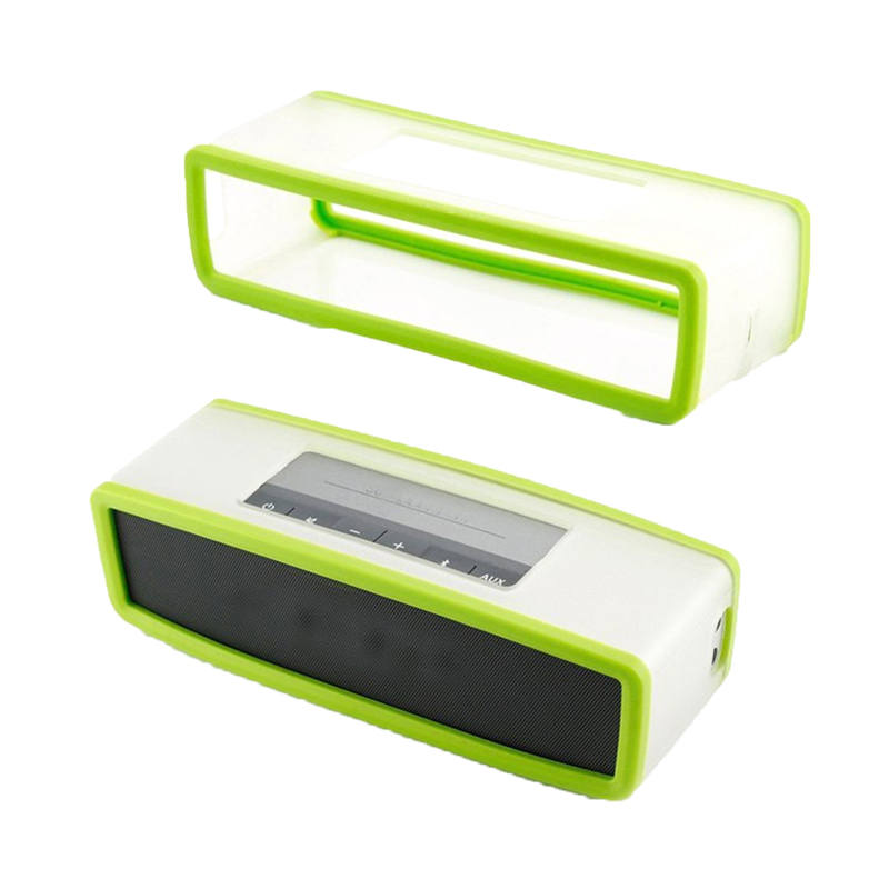 Portable Gosear Silicone Cover Box Protector Case Shell For Bose SoundLink Mini 2 Sound Link II Bluetooth Speaker